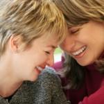 female couple, domestic partnership in Georgia